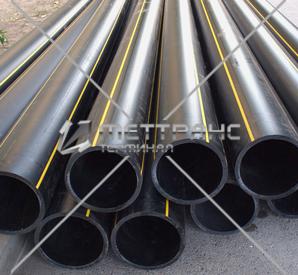 Труба полиэтиленовая ПЭ 110 мм в Гомеле