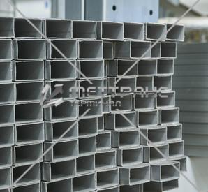 Труба стальная прямоугольная в Гомеле