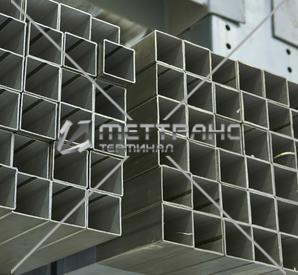 Труба профильная 150х150 мм в Гомеле