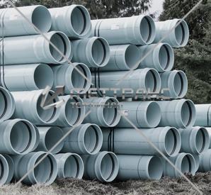 Труба канализационная 300 мм в Гомеле